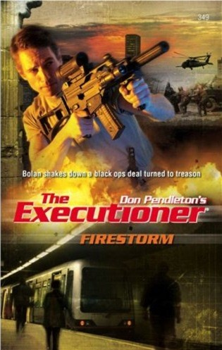 Discuss:  Mack Bolan/The Executioner Book series, etc. - The Club House